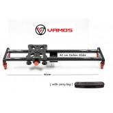 Vamos 40 cm Carbon Slider ( with carry bag ) weight : 625 g